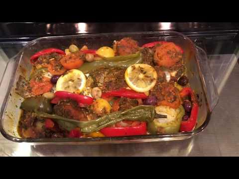 recette-facile-de-loup-de-mer-au-four----easy-recipe-of-see-bass-fish