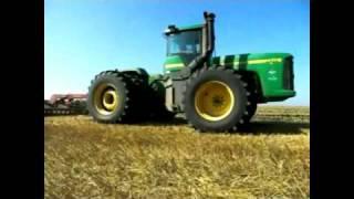Ukraine harvesting 2008 Lexions 480