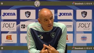 Avant HAC - Niort, interview de Paul Le Guen
