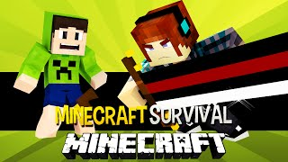 Minecraft Survival Ep.109 - FINALMENTE A BIG BERTHA !! Robertinha :D