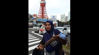 Family Japan (Tokyo) Trip 27 February - 4 March 2016