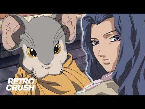 Rat teaches naive princess an unexpected lesson | The Twelve Kingdoms (2002)