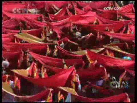 National Day Gala Rehearsal in Beijing - CCTV 091309