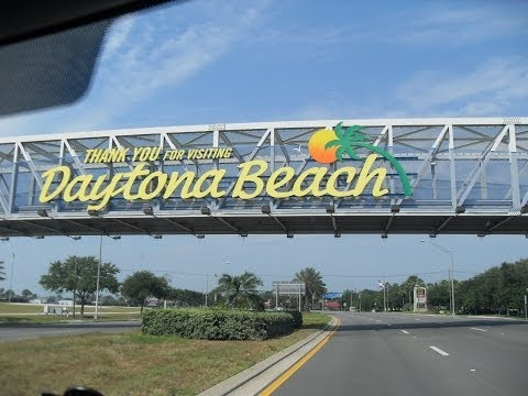 Daytona Beach (World's most famous Beach + Nascar Rennen)