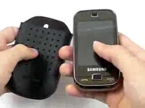 Samsung B5722 DuoS - design