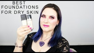 Best Foundation for Dry Skin - Pale Skin Friendly & Cruelty Free