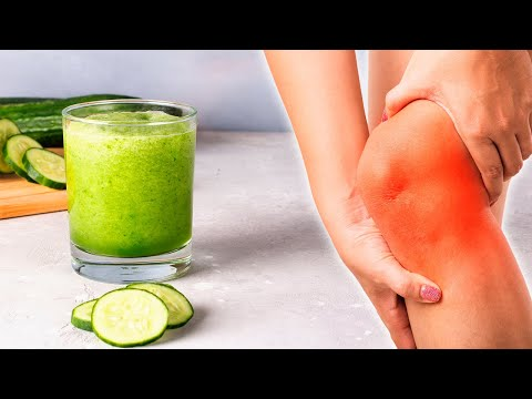 Do You Suffer From Arthritis or Joint Pain? Try This Cheap Juice Recipe!