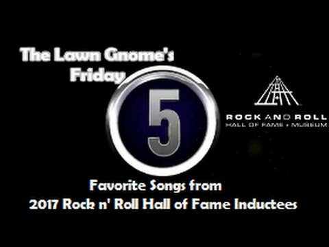 The Friday Five: Favorite Songs from 2017 Rock n
