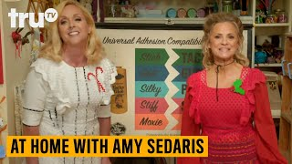 At Home With Amy Sedaris - TCA 2017 Glue Clip  truTV