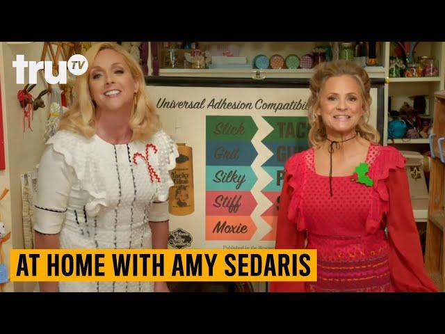 At Home With Amy Sedaris - TCA 2017 Glue Clip | truTV