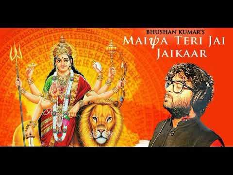 Navratri Special - Maiya Teri Jai Jaikar (Arijit Singh) - 2016