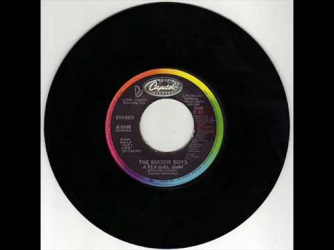 Boogie Boys A Fly Girl Remix old skool rap