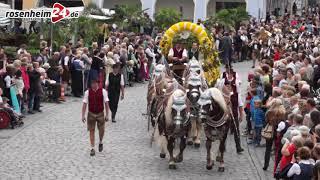 Herbstfest Rosenheim 2018 - O'zapft is!!