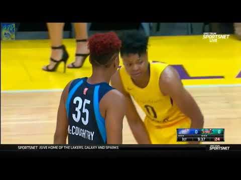 Los Angeles Sparks vs Atlanta Dream WNBA