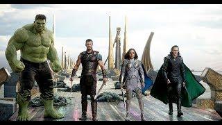 Thor & Loki   Thunder