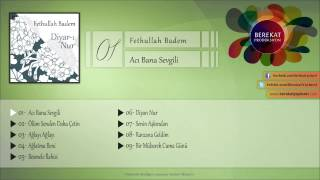 Fethullah Badem - Acı Bana Sevgili