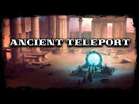 Ancient teleport