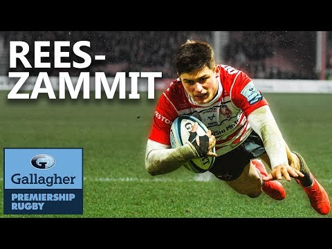 Louis Rees-Zammit | Rees Lightning! | One To Watch! | Gallagher Premiership 2019/20
