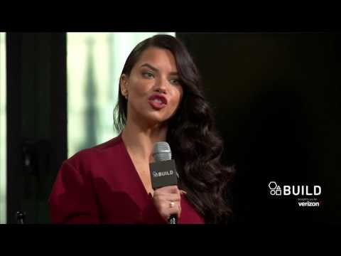 Adriana Lima On How The Victoria's Secret Fashion Show Is Empowering To Women