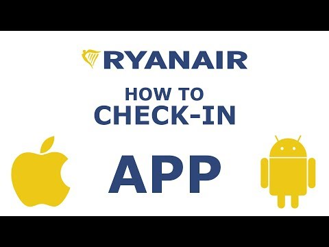 How to Ryanair Online APP Check-In Free & Quick Boarding Pas