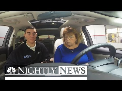 Ford Dealership Has a Secret Teenage Weapon for Selling Cars | NBC Nightly News