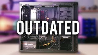 5 Year Old PC Gets New Parts!
