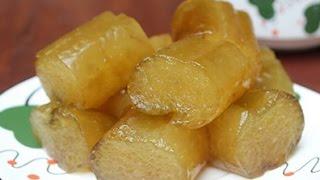 Cách Làm Bánh Giò Chấm Mật ong nhu the nao