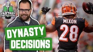 Fantasy Football 2020 - This or That: Dynasty Edition + Buy or Sell, Reactions! - Ep. #848