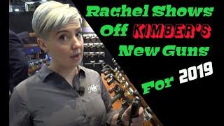 New Guns From Kimber at SHOT Show 2019