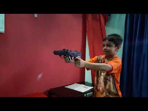 Arjuns firework show