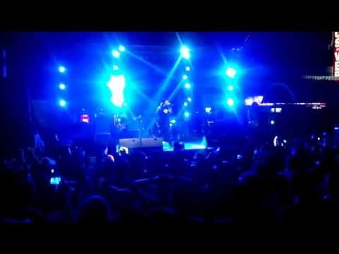 Slapshock live in Gensan 2014 Part 1