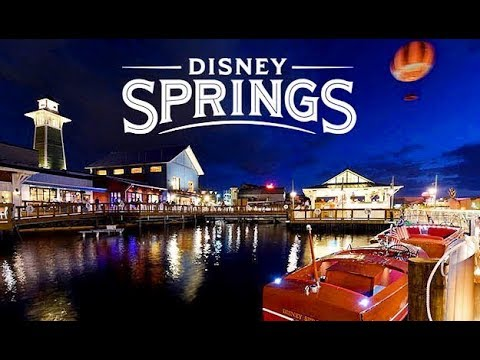 Downtown Disney Springs