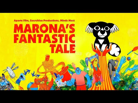 Marona's Fantastic Tale (2019) | Trailer HD | Anca Damian | Dazzling Animated Dog Film