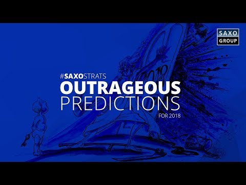 Outrageous Predictions 2018: US voters go hard left in 2018 election — #SaxoStrats