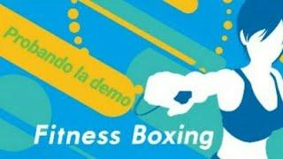 Fitness Boxing (versión De Prueba) Nintendo Switch