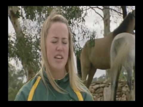 Interview with Grace Bowman - Australian Paralympian (Equestrian)