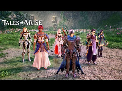 Tales of Arise - Demo Trailer
