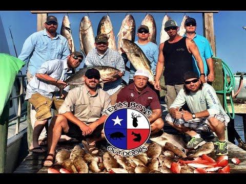 Texas Boys Outdoors - Deep Sea Fishing with America's Finest