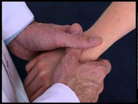 Manipulation Of The Carpal Bones Of The Wristg Youtube