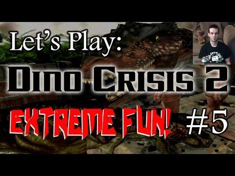 Dino Crisis 2: Episode 5: Third Energy Swimmer Blues