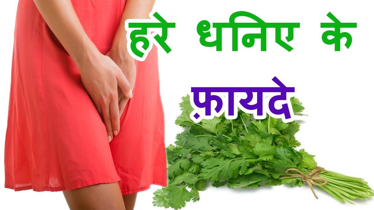 cilantro हरे धनिए के फ़ायदे health benefits