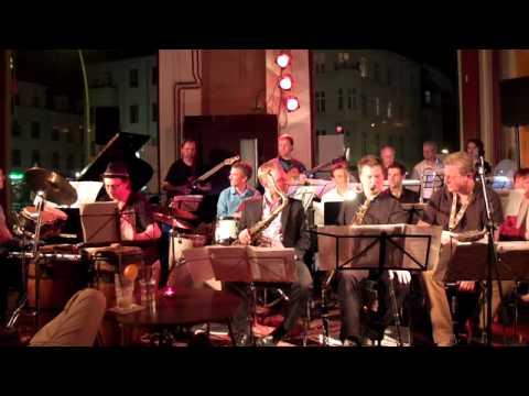 Berlin Big Band Plays Schneeschmelze By Dietrich Koch
