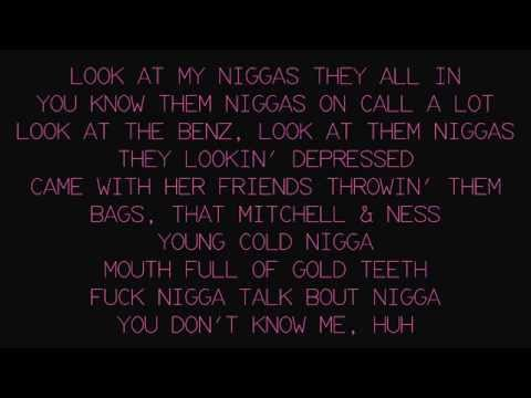 French Montana - Moses ft. Chris Brown & Migos (HD LYRICS)