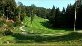 The Most Amazing Golf Courses of the World: Carinthia Golf Club Dellach, Austria
