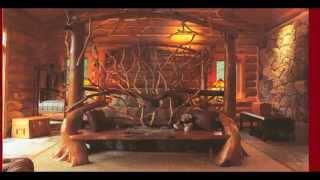 Эксклюзивная мебель из цельного дерева и корней своими руками.(, 2014-07-02T15:35:03.000Z)