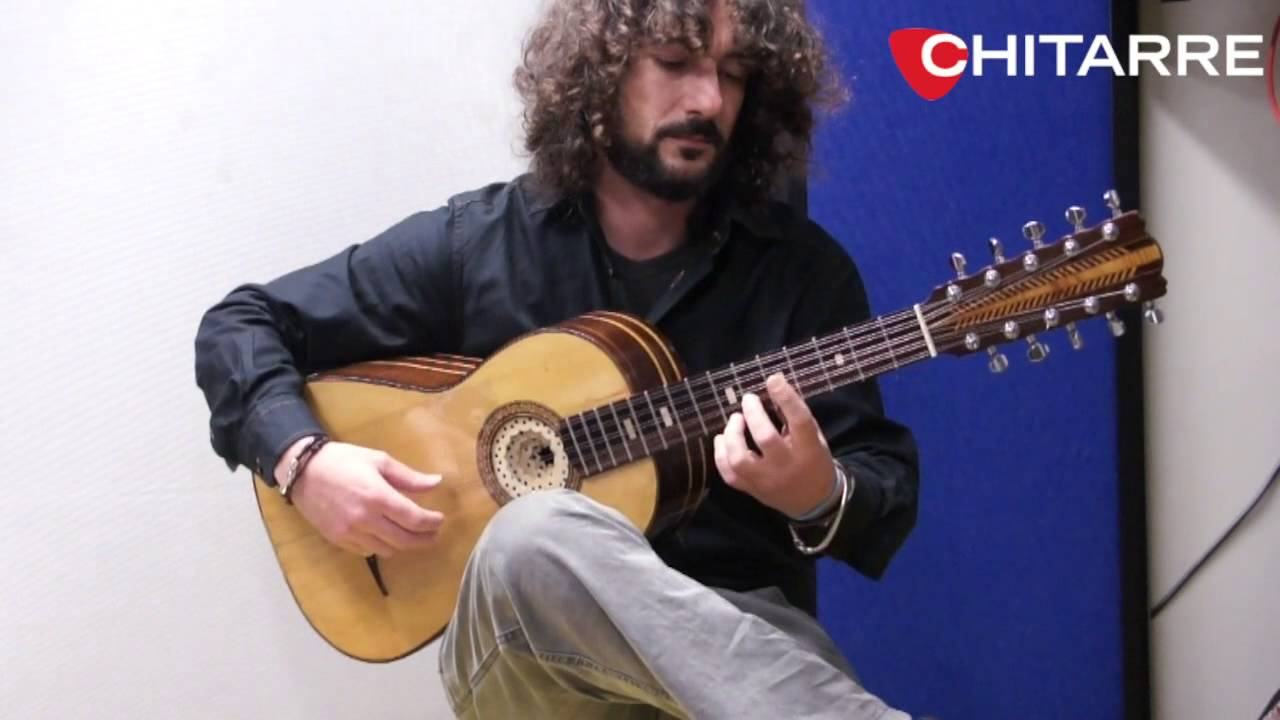 francesco loccisano live per chitarre magazine youtubeForChitarre Magazine