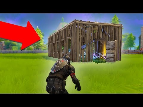 I BUILT A TRAP TUNNEL! *SO MUCH LOOT!* | Fortnite Battle Royale