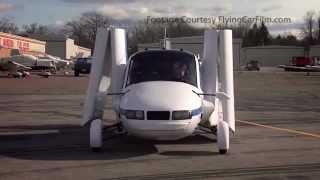 السيارة التي تطير - ثقف نفسك