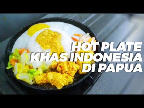 hot-plate-khas-indonesia-di-papua