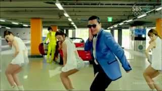 Live HD 720p 120715   PSY   Gangnam style Comeback stage   Inkigayo
